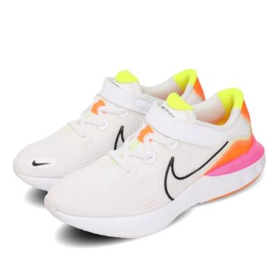 Nike 慢跑鞋 Renew Run 運動 童鞋