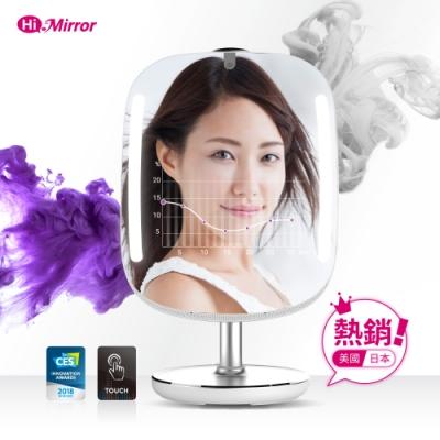 [雙12限定]【HiMirror】HiMirror Mini迷你姬 智慧肌膚檢測魔鏡/化妝燈鏡