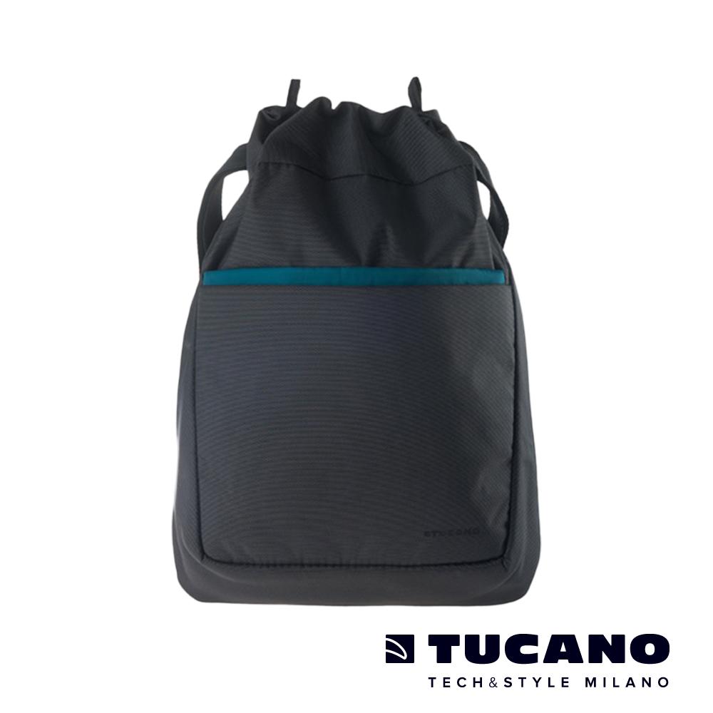 TUCANO WORK_OUT III 輕巧多功能可擴充容量束口後背包13吋