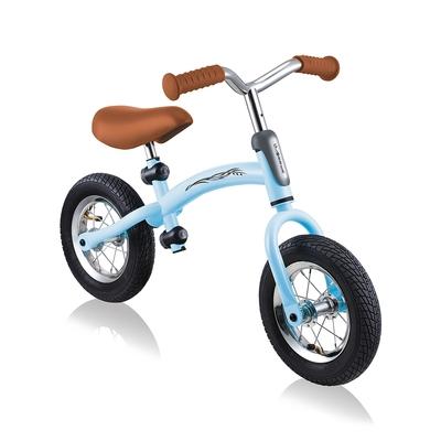 GLOBBER GO-BIKE AIR 滑步車-皇室王子藍