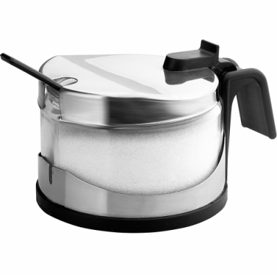 《IBILI》附匙壓蓋式調味罐(250ml)