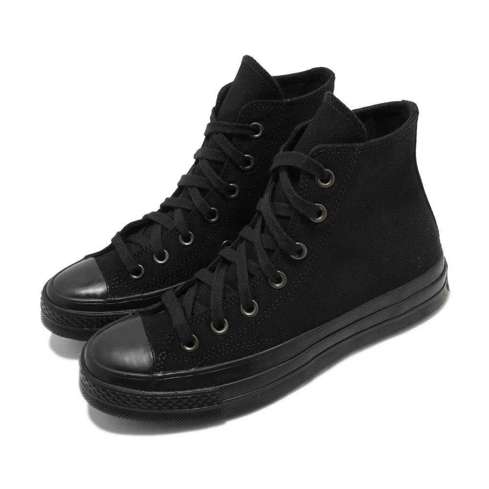 CONVERSE 1970 男女款 高筒帆布鞋-黑 168928C