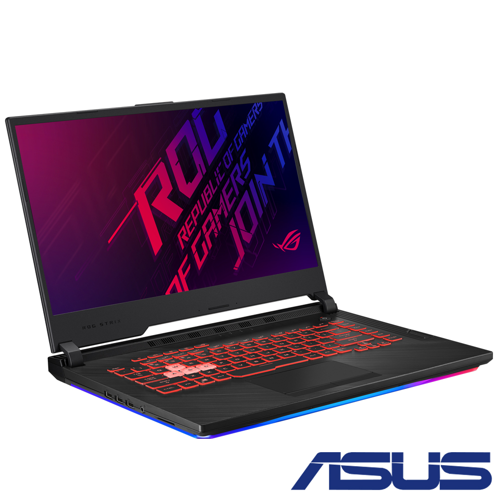 ASUS G531GT 15吋窄邊框電競筆電(i7-9750H/GTX1650/8G