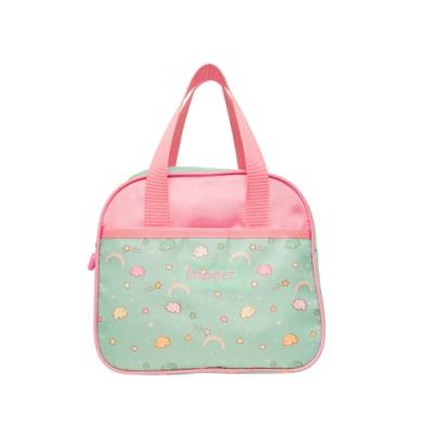 【IMPACT】怡寶午餐袋-彩虹-粉綠 IM00N05TG