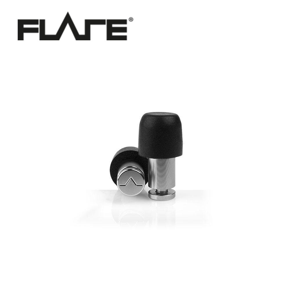 Flare Isolate MiNi系列鋁製專業級英國防躁耳塞 銀色款