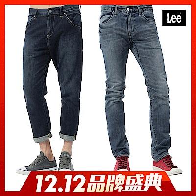 [時時樂限定]Lee 精選牛仔褲均一價988