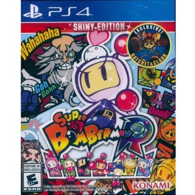 超級轟炸超人 R 閃耀版 Super Bomberman R - PS4 中英日文美版