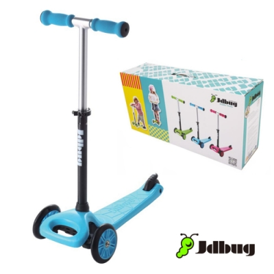 【Jdbug】Kiddie Trick滑板車MS201 藍色