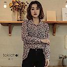 東京著衣 IG爆款人氣單品豹紋襯衫-S.M(共二色)