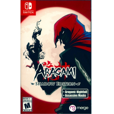 荒神:暗影版 Aragami: Shadow - NS Switch 中英日文美版