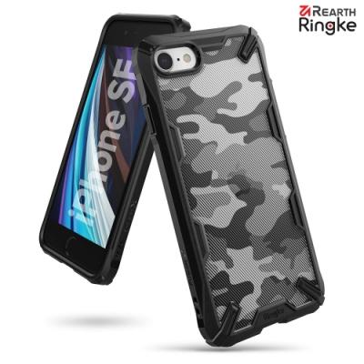 【Ringke】Rearth iPhone SE 2020 (SE2) / iPhone 8 [Fusion X Design] 透明背蓋防撞手機殼