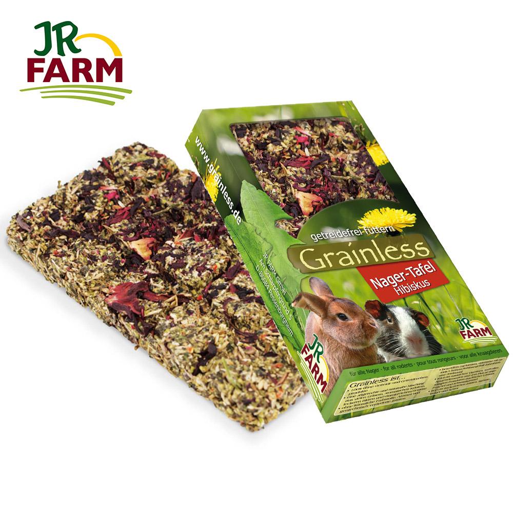 德國JR FARM 洛神花種子棒/寵物鼠兔全天然無穀磨牙點心125g-10933