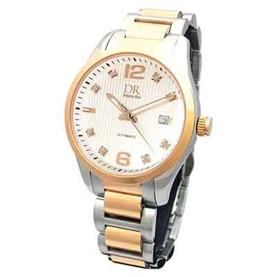 Depro Rix  紳士典藏真鑽機械腕錶DR02097WS-43mm