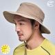 ADISI 抗UV透氣快乾撥水大盤帽 AH21003 (M-L) / 深卡其 product thumbnail 1