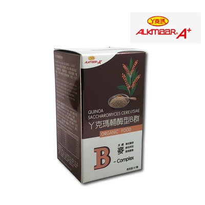 ALKmaarㄚ克瑪 天然輔酶型B群x1罐