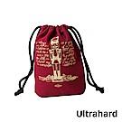 Ultrahard 藏書票束口袋- 胡桃鉗(紅)