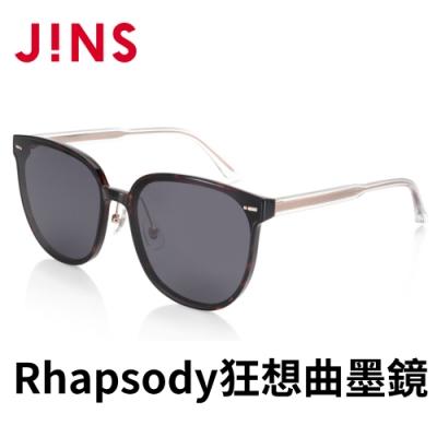 JINS Rhapsody 狂想曲METHODIC SENCE墨鏡(AMRF21S047)木紋暗棕