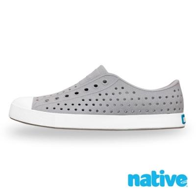 native JEFFERSON 男/女鞋-鴿子灰x反射光