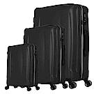 日本 LEGEND WALKER 5201 PP 三合一超輕量行李箱 耀岩黑