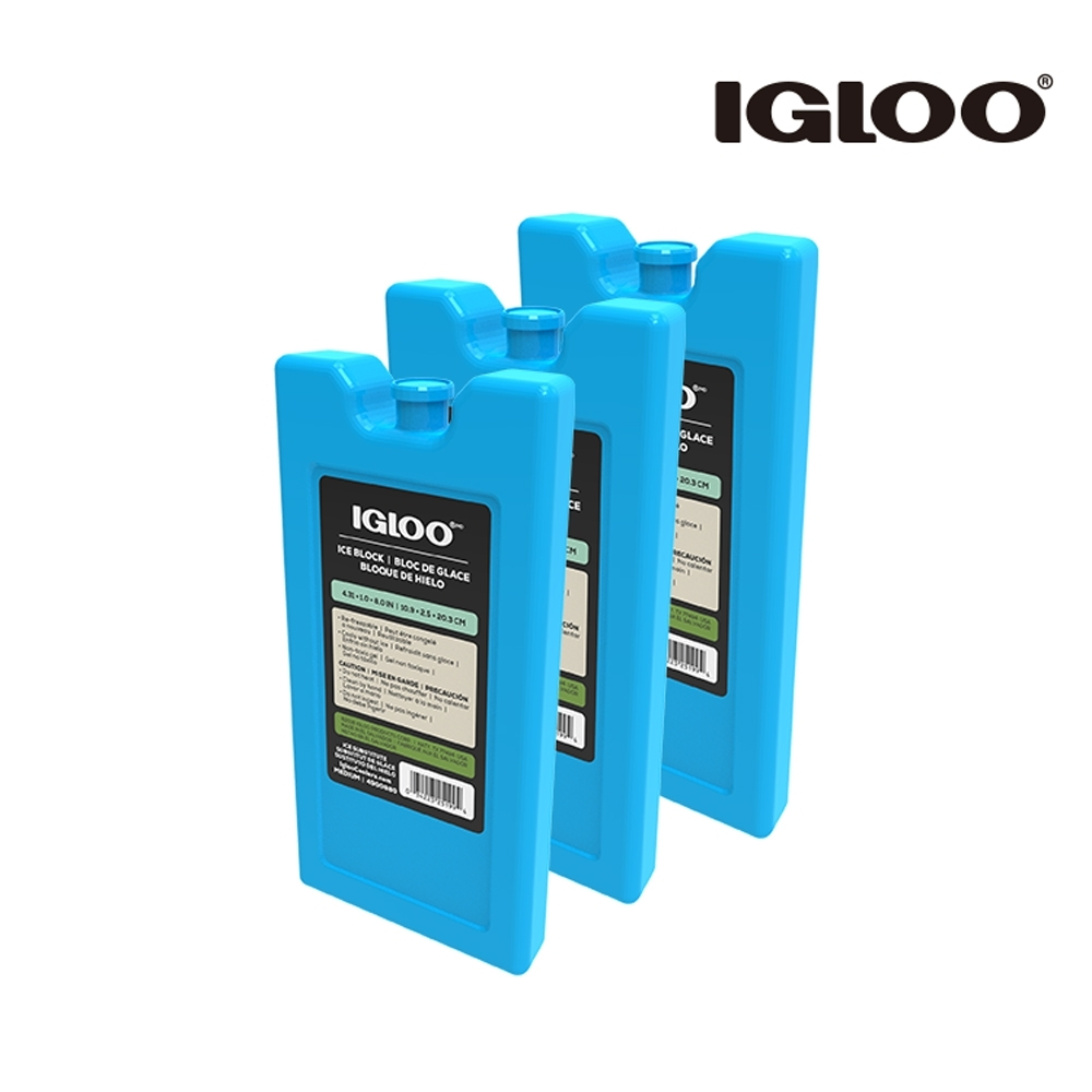 【IgLoo】保冷劑 MAXCOLD 25199 M號 【三入一組】