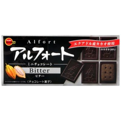 Bourbon北日本 帆船苦巧克力風味餅(55g)