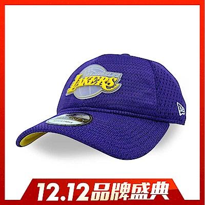 New Era 9TWENTY 920 NBA Rubber 棒球帽 湖人隊