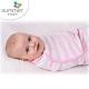 美國 Summer Infant 聰明懶人育兒包巾-粉嫩條紋 product thumbnail 1