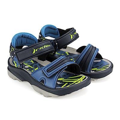 巴西品牌 巴西-幼童 TWIST VI 運動涼鞋 藍