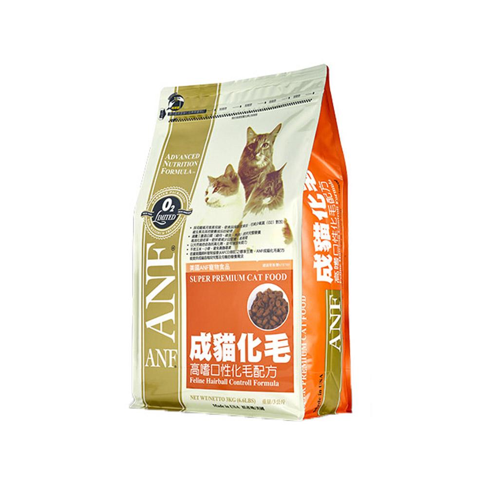 ANF愛恩富成貓化毛-高嗜口性化毛配方6kg
