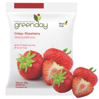 Greenday 草莓凍乾(25g)