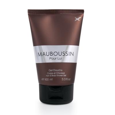 MAUBOUSSIN-Pour-Lui-夢寶星絕對男性沐浴膠-100ml