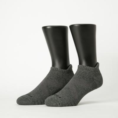 Footer除臭襪-X型減壓經典護足船短襪-六雙入(深灰*2+淺灰*2+深藍*2)