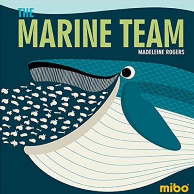 The Marine Team 大海生活 硬頁書