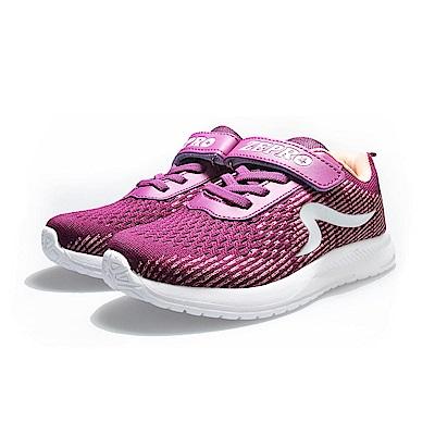 【ZEPRO】ZERO零重力輕量運動鞋(大童)-紫