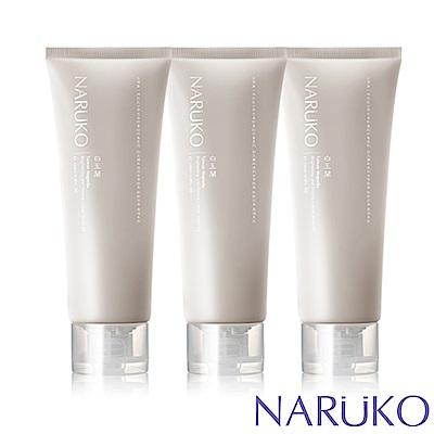 NARUKO牛爾 白玉蘭鑽采超緊緻洗面霜EX 3入