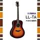 Yamaha LL-TA /木吉他/內建Reverb/ Chorus效果音/公司貨保固 product thumbnail 1