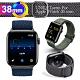 UNIQ Aspen for Apple Watch 防潑水高彈力編織單圈錶帶 -38mm product thumbnail 1