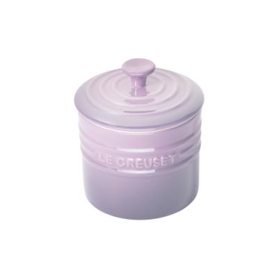 LE CREUSET 瓷器多功能調味罐(大)-薰衣草