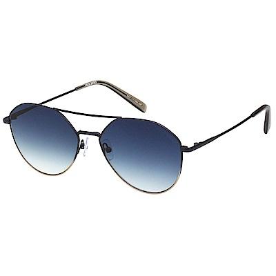VEDI VERO 飛官款 太陽眼鏡 (上黑下金)VE875