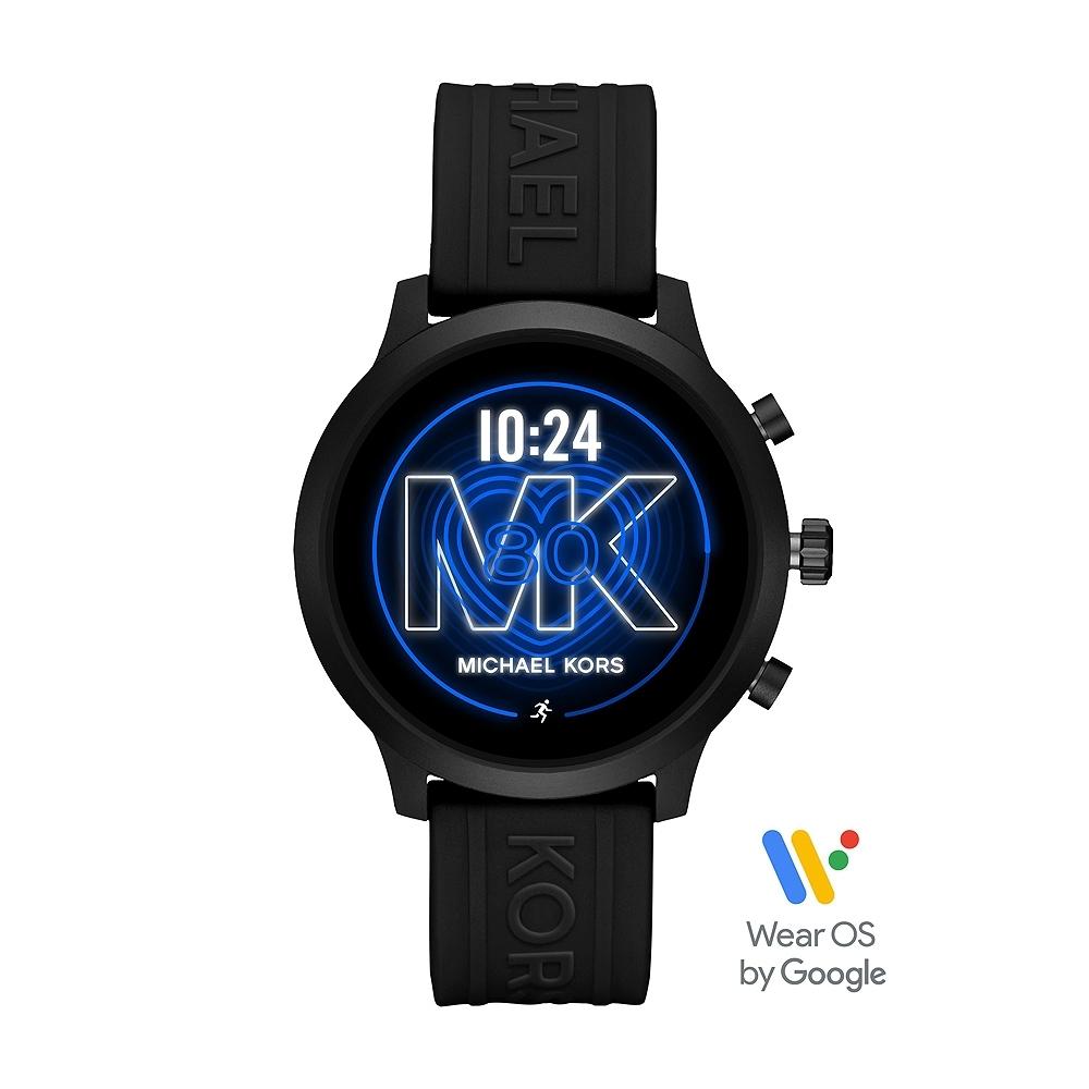 Michael Kors Access MKGO智能手錶套裝組-黑(MKT5072)