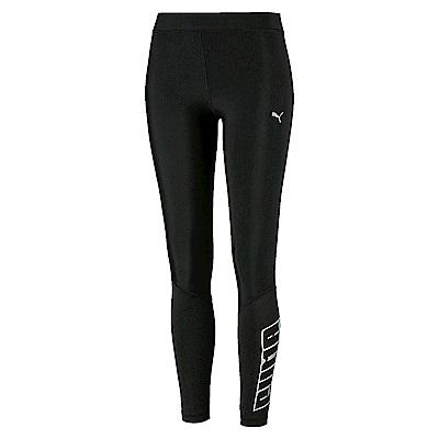 PUMA-女性訓練系列Aire9分緊身褲-黑色-歐規
