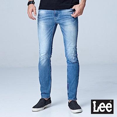 低腰緊身窄管牛仔褲/UR