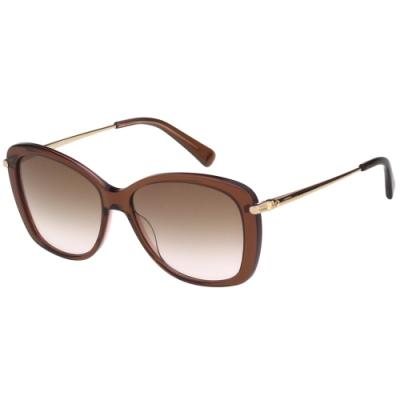 LONGCHAMP 太陽眼鏡 (咖啡色)LO616