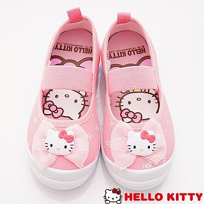 HelloKitty童鞋 休閒/室內鞋款 SE19818粉(中小童段)