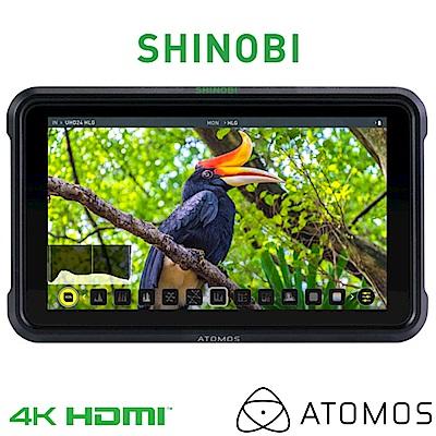 澳洲 ATOMOS Shinobi HDMI 5吋高清監視記錄器 ATOMSHBH01