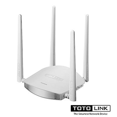 (福利品) TOTOLINK N600R 雙倍飆速無線分享器