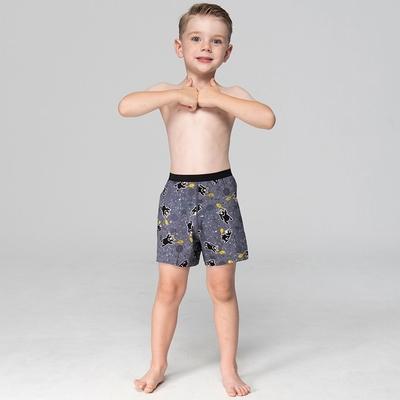 DADADO-熊厲害 110-130男童內褲(灰) 品牌推薦-舒適寬鬆