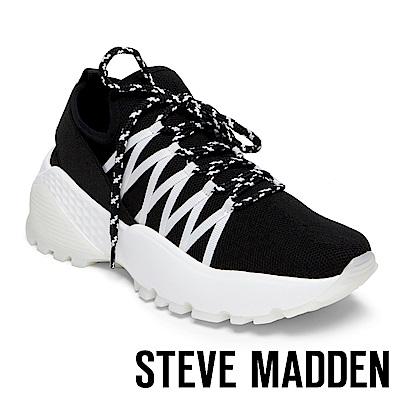 STEVE MADDEN-WADEN 復古老爹鞋-黑色