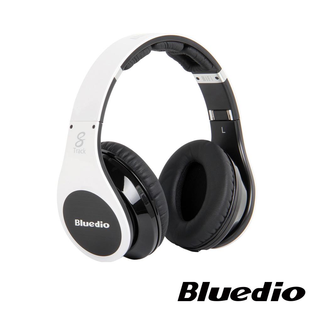 Bluedio (R-WH)高傳真立體聲耳機(白)