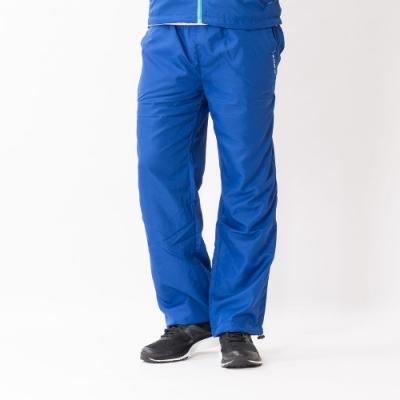 【FIVE UP】男款風衣長褲-藍